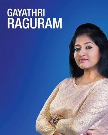 Image result for gayathri raghuram in Big boss